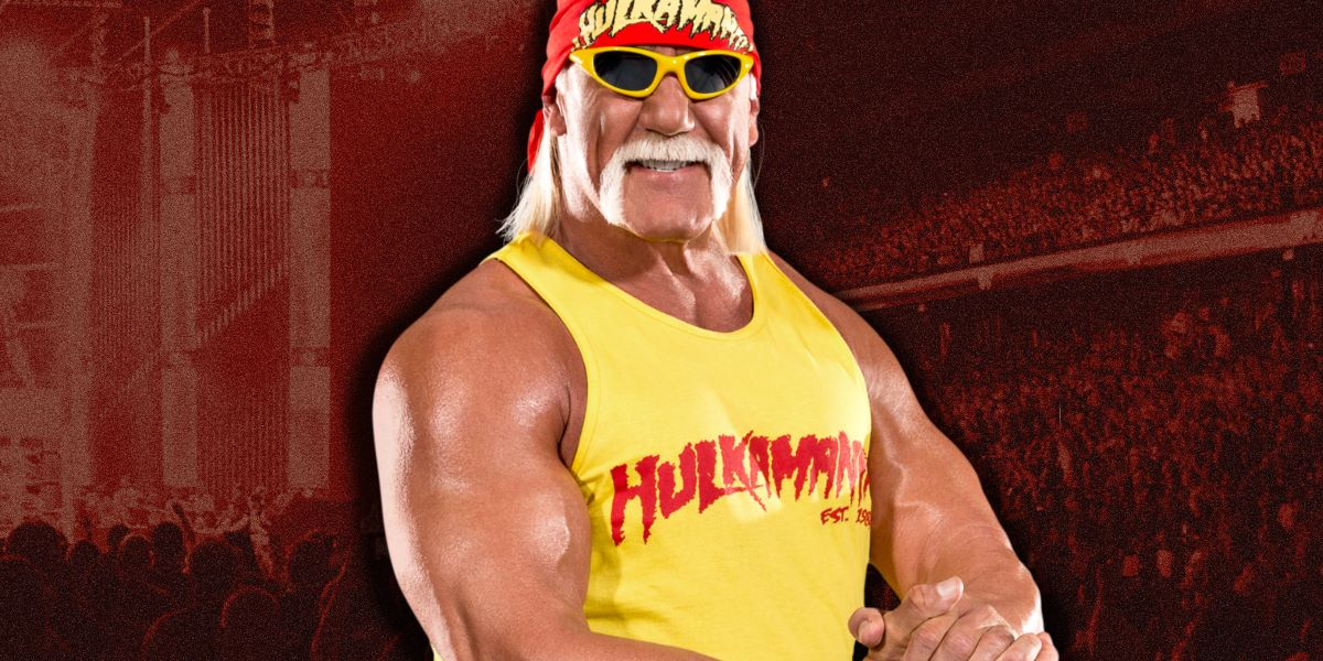 Hulk_Hogan with WWE Championship - Sports Info Now