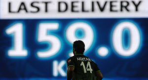 100 mph ball in Cricket World Cup by Shoaib Akhtar - Sports Info Now