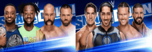 Fatal Four ways Match (SmackDown Tag Team Championship) in Royal Rumble 2020 - Sports Info Now