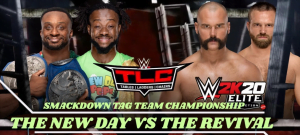 The New Day vs The Revival TLC 2019 - Sports Info Now