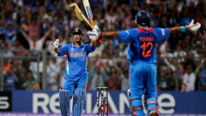 India wins World cup 2011 - Sports Info Now