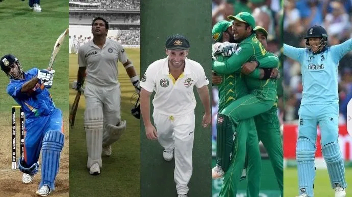 Best Cricketing moment of the decade in images - Sports Info Now