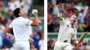 Best Test XI of the Dacade Openers - Sir Alastair Cook and David Warner - Sports Info Now