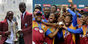 West Indies gets hands on ICC trophies in 2017 - Sports Info Now