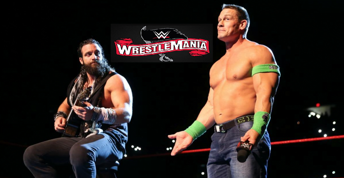 WWE Rumor Roundup - John Cena Wrestle against babyface at Wrestlemania, The Undertaker Wrestlemania match and more - Sports Info Now