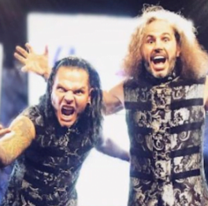 WWE News on AEW interested to sign Matt Hardy and Jeff Hardy - Sports Info Now