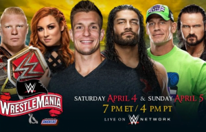 WWE Rumor Roundup - WWE News on WWE confirm that Wrestlemania 36 will be 2 nights event - Sports Info Now