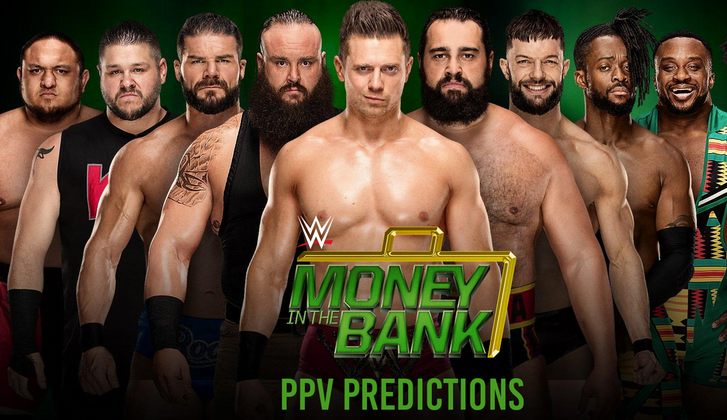 WWE Money In The Bank 2020 Matches Match Card and Prediction - Sports Info Now