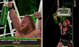 WWE Money In The Bank 2020 Results and Winners - Asuka and Otis won the Money in the Bank match - Sports Info Now