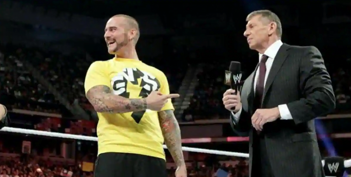 WWE Rumor Roundup - Vince McMahon pushes new superstar, CM Punk react to be Mystery Hacker and more - Sports Info Now