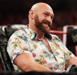 WWE Rumor Roundup - WWE News on Tyson Fury call out Drew McIntyre for a match - Sports Info Now