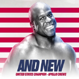 WWE spoilers Apollo Crews react after winning United States championship - Sports Info Now