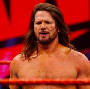 WWE updates on canceled plans of AJ Styles on RAW