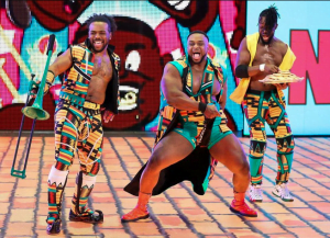 Top 5 Best WWE wrestling fiction of the decade - The New Day WWE - Sports Info Now