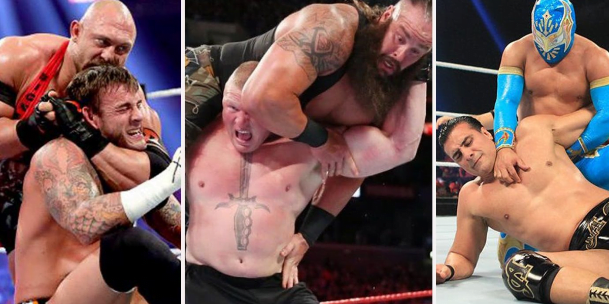 Top 5 WWE Superstars who hit their opponents for real - Sports Info Now