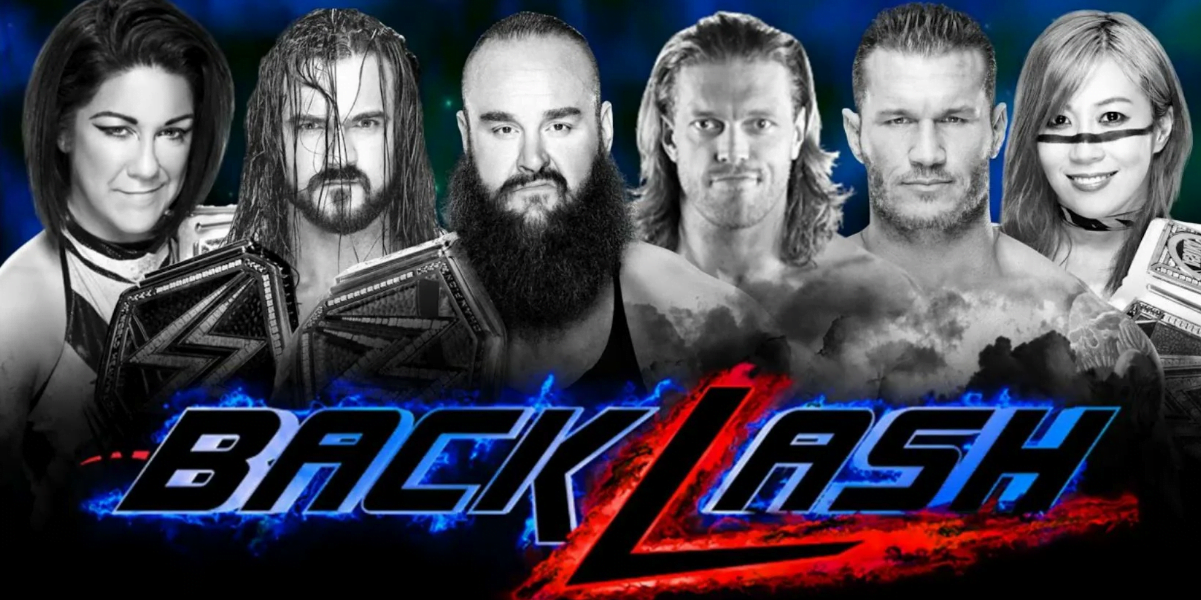 WWE Backlash 2020 Results and Winners - Sports Info Now