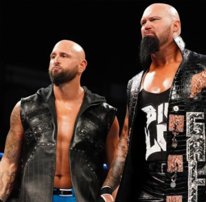 WWE Latest News and Rumors on Luke Gallows and Karl Anderson get new promotion to work - Sports Info Now