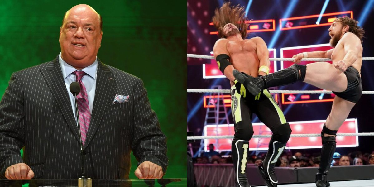 WWE Rumor Roundup: Paul Heyman no longer Executive Director of RAW, AJ Styles and Daniel Bryan involved in a heated argument and more