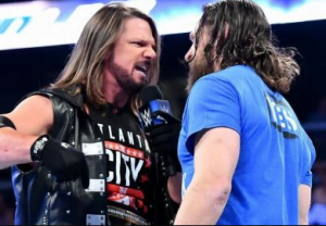 WWE Rumor Roundup - WWE Rumors on AJ Styles and Daniel Bryan involved in heated arguments - Sports Info Now