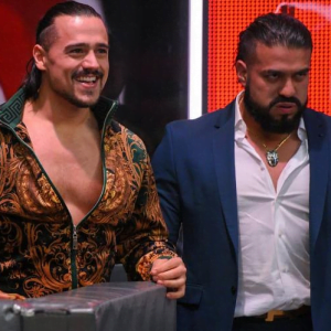 WWE Rumours and spoilers on Andrade and Angel Garza future plans - Sports Info Now