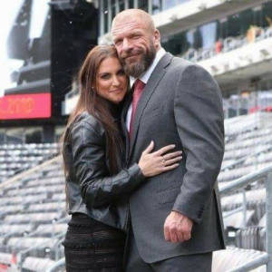 Triple H and Stephanie McMahon - Sports Info Now