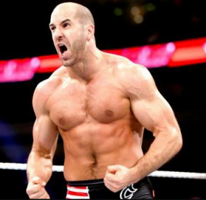WWE News - Cesaro makes a claim about his WWE future - Sports Info Now