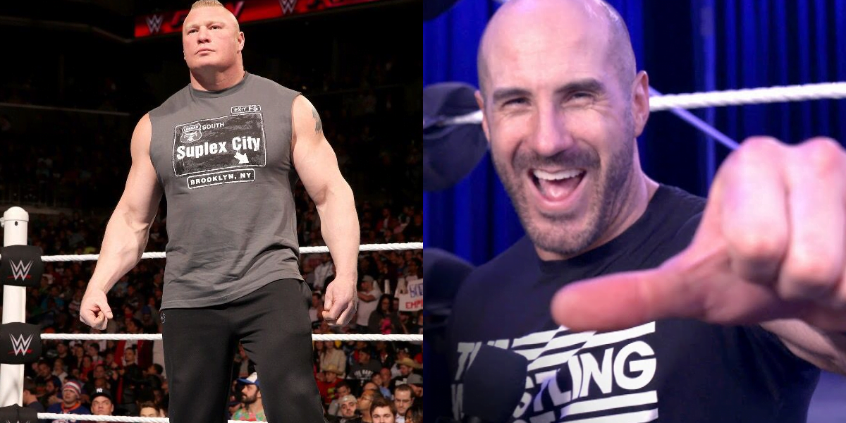 WWE Rumors Roundup - Brock Lesnar return and new SummerSlam plans, Cesaro takes a shot on WWE and more - Sports Info Now