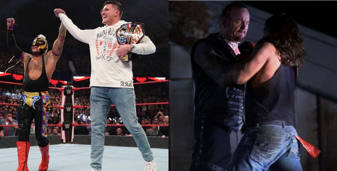 WWE Rumors Roundup - Dominik debut match plans at SummerSlam, AJ Styles match plans against Undertaker and more - Sports Info Now