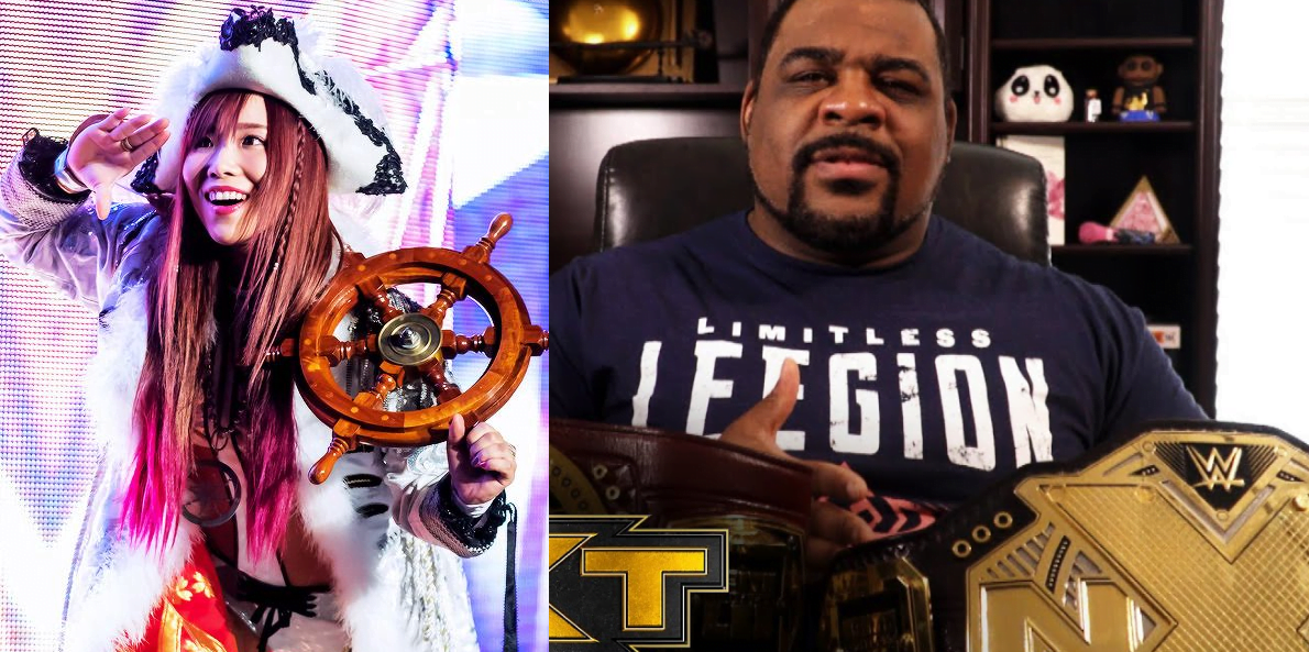 WWE Rumors Roundup - Update on Kairi Sane WWE future, NXT TakeOver XXX happens in August and more - Sports Info Now
