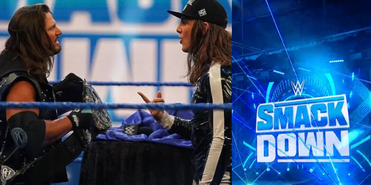 WWE Rumors Roundup - spoiler for Intercontinental Championship match result, Mystery guest appears on SmackDown and more - Sports Info now
