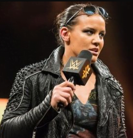 WWE Rumors - Shayna blasted on a fan at Social Media - Sports Info Now