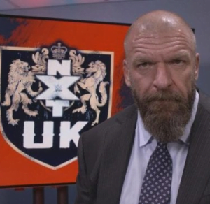 WWE Rumors - Triple H talks about the future of WWE NXT UK - Sports Info Now