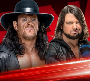 WWE Spoilers - The Undertaker and AJ Styles appears on the same show - Sports Info Now