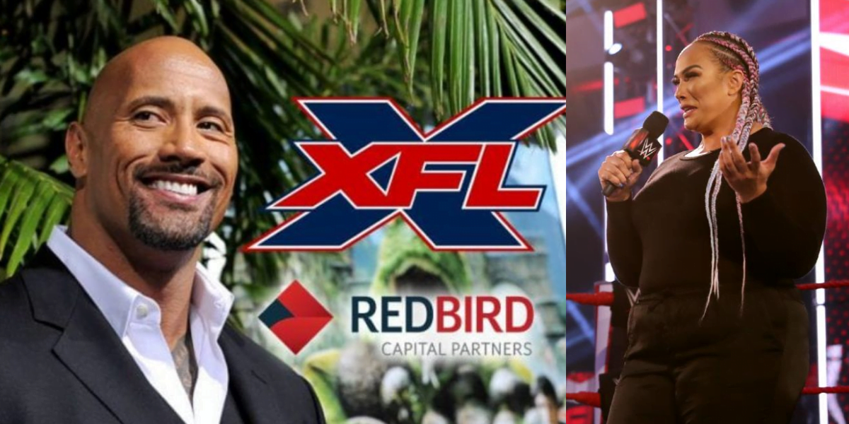 WWE Rumor Roundup - The Rock and Dany Garcia buy XFL, Nia Jax suspended and more - Sports Info Now