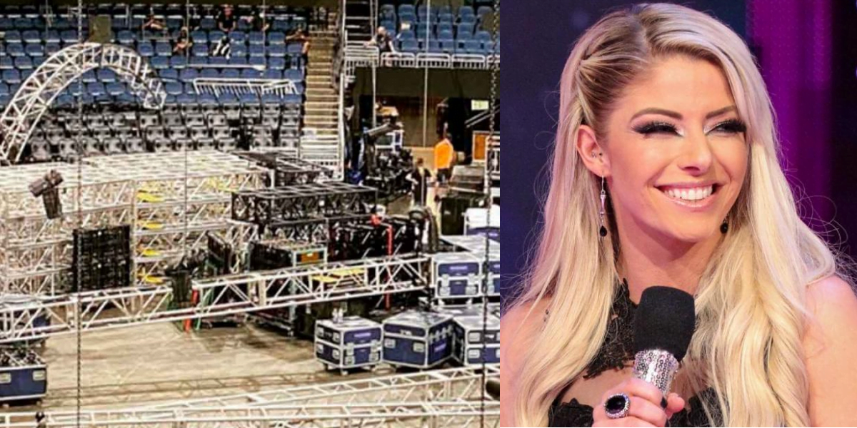 WWE Rumors Roundup - WWE announced details of ThunderDome virtual seats, Alexa Bliss statement on Wrestlemania and more - Sports Info Now