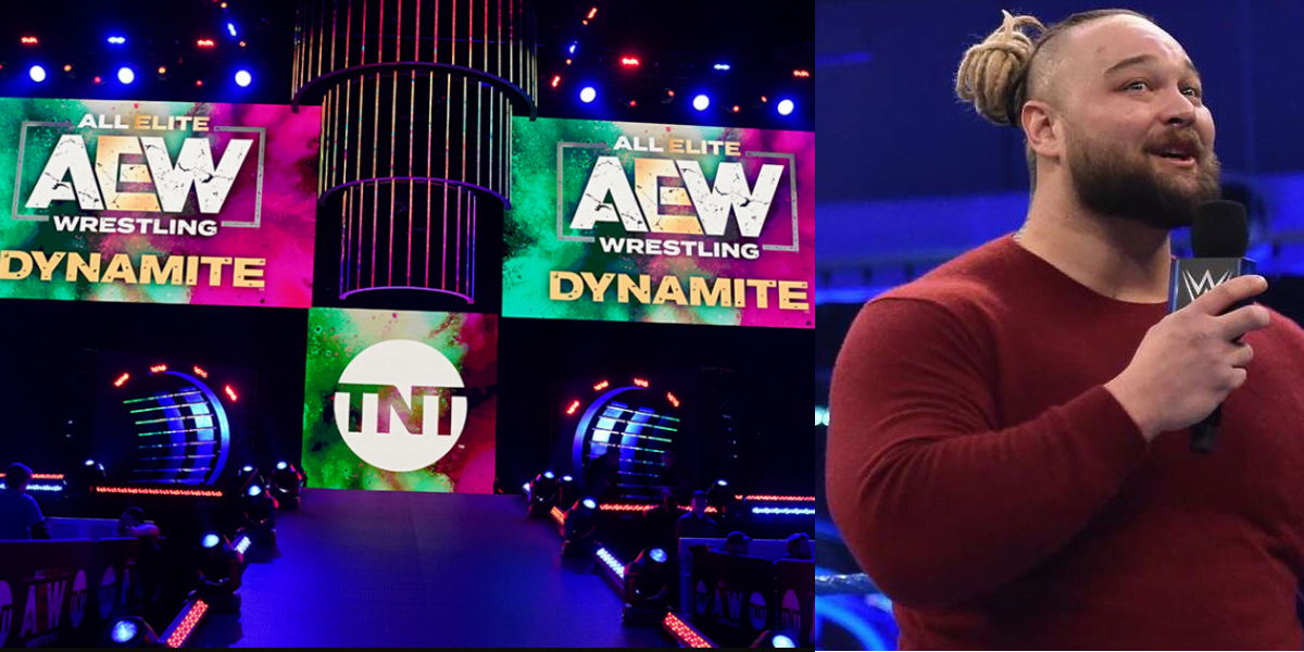 WWE Rumors Roundup - live crowd on AEW Dynamite, Bray Wyatt teaser and more - Sports Info Now