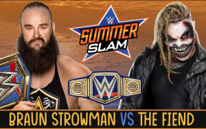 WWE SummerSlam 2020 Matches, Match card, and Prediction The Fiend Bray Wyatt def. Braun Strowman and becomes new WWE Universal Champion - Sports Info Now