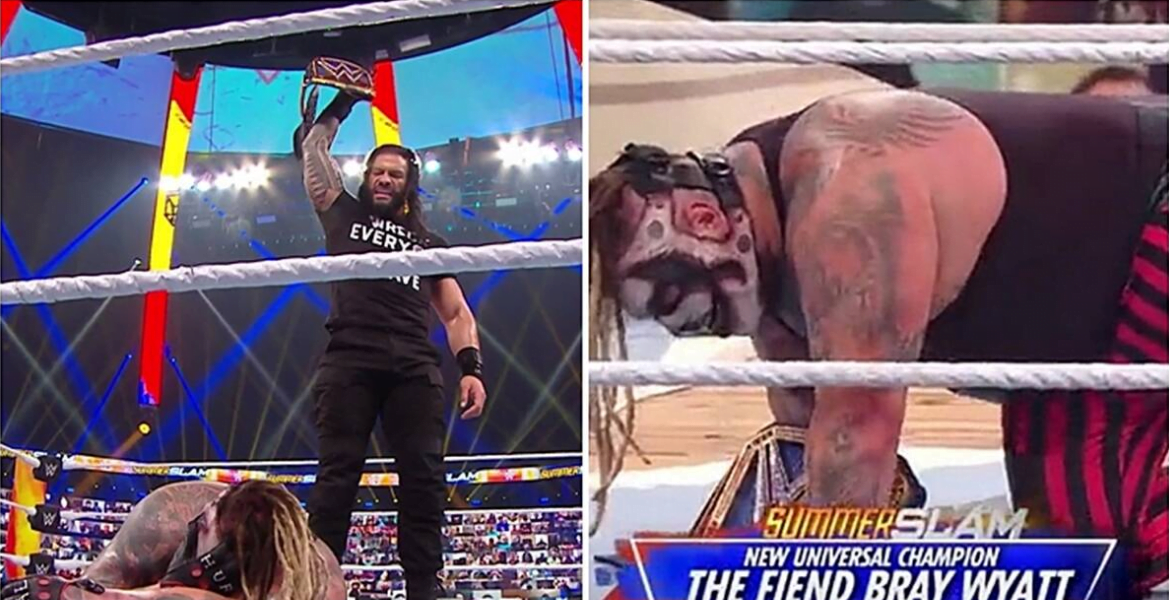 WWE SummerSlam 2020 results, winners, and Highlights - Sports Info Now