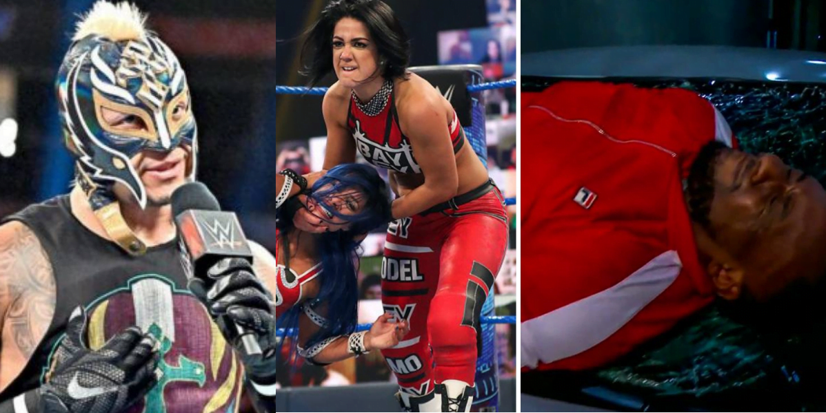 WWE Rumors Roundup - Rey Mysterio AEW offer, Sasha Banks and Big E injuries and more - Sports Info Now
