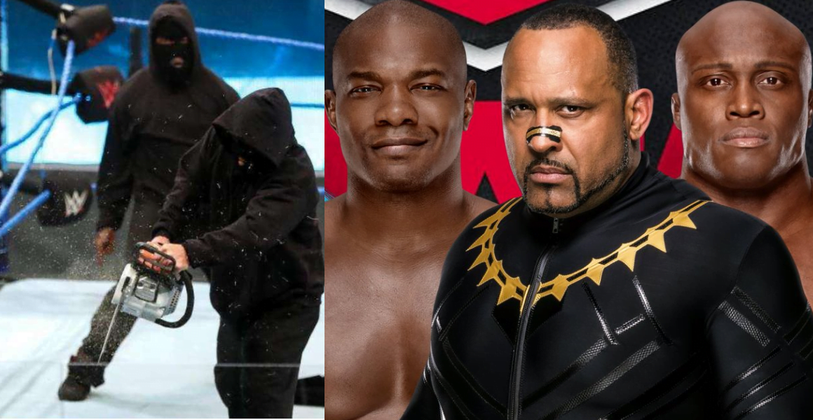 WWE Rumors Roundup - WWE RETRIBUTION Plans, Female member of The Hurt Business and more - Sports Info Now