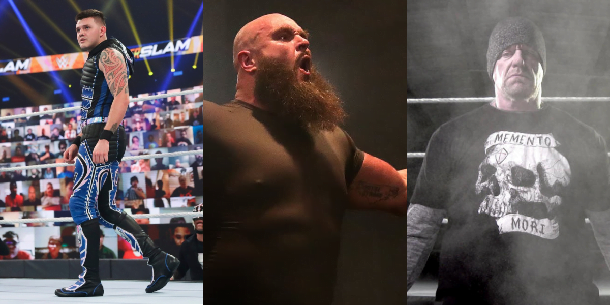 WWE Rumors Roundup - WWE announcement for Dominik and Braun Strowman, Undertaker shot on Rock and more - Sports Info Now