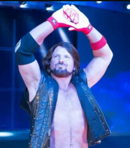 WWE Spoilers - AJ Styles' honest opinion about Brock Lesnar - Sports Info Now