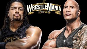 The Undertaker and John Cena WWE return for Wrestlemania 37 match - The Rock vs. Roman Reigns at Wrestlemania 37 - Sports Info Now