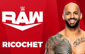 WWE Draft 2020 - Ricochet draft to RAW - Sports Info Now