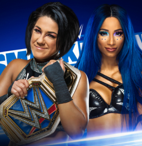 WWE Hell in a Cell 2020 Matches, Match Card, and Result Predictions - Bayley (c) vs. Sasha Banks (SmackDown Women's Championship Match) - Sports Info Now