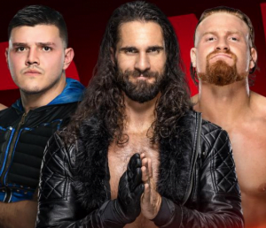 WWE Hell in a Cell 2020 Matches, Match Card, and Result Predictions - Dominik Mysterio vs. Murphy vs. Seth Rollins (Triple Threat Match) - Sports Info Now