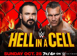 WWE Hell in a Cell 2020 Matches, Match Card, and Result Predictions - Drew McIntyre (c) vs. Randy Orton (WWE Championship match) - Sports Info Now
