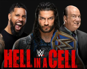 WWE Hell in a Cell 2020 Matches, Match Card, and Result Predictions - Roman Reigns (c) vs. Jey Uso (WWE Universal Championship match) - Sports Info Now