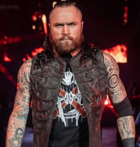 WWE News - Aleister Black in talk with Paul Heyman to face Roman Reigns - Sports Info Now