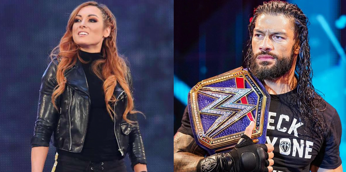 WWE Rumors Roundup - Becky Lynch Wrestlemania 37 opponent, Roman Reigns at new podcast and more - Sports Info Now